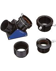 Meade Instruments 07680Serie 5000(Enhanced dieléctrico Espejo Diagonal con telescopio Adaptador (Negro)
