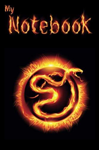 My Notebook - Dickes Notizbuch Skizzenbuch Bullet Journal - Dragons Drachen: A5 liniert (Bullet Books - Notizen, Skizzen, Schreiben, ZeichenBullet Books - Notizen, Skizzen, Schreiben, Zeichen, Band 2)