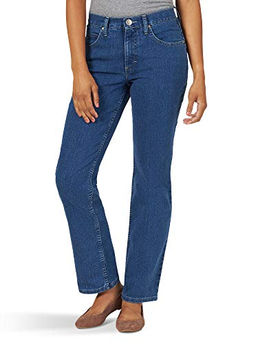 Riders by Lee Indigo Women's Classic-Fit Straight-Leg Jean, Gulf, 6