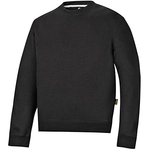 Snickers 28100400006 Sweat-shirt Taille L Noir