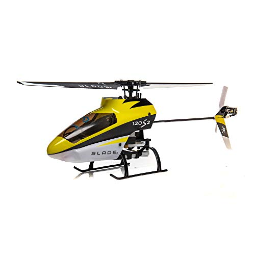 Blade RC Helicopter 120 S2 RTF (Ready-to-Fly) with Safe Technology, BLH1100
