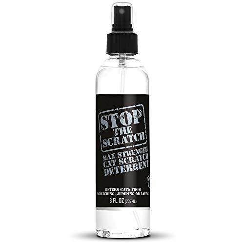 Best cat scratch deterrent spray