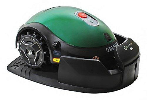 Robomow RX20 Pro Rasenmähroboter Batterie/Akku Schwarz, Grün - Rasenmäher (Rasenmähroboter, 300 m², 18 cm, 1,5 cm, 4,5 cm, 8,5°)