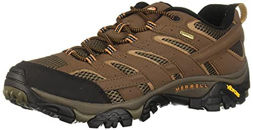 Merrell MOAB 2 GTX, Zapatillas de Senderismo Hombre, Marrón (Earth), 44 EU