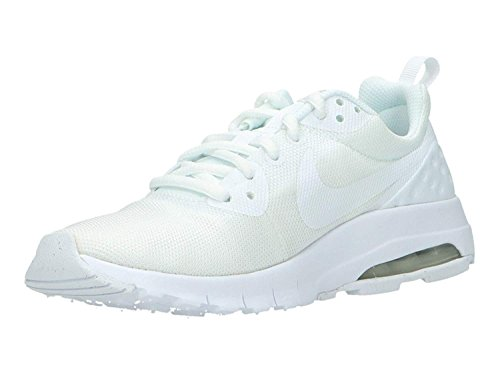 Nike Air MAX Motion LW (GS), Zapatillas de Atletismo para Niños, Blanco (White/White/White/Pure Platinum 000), 36.5 EU