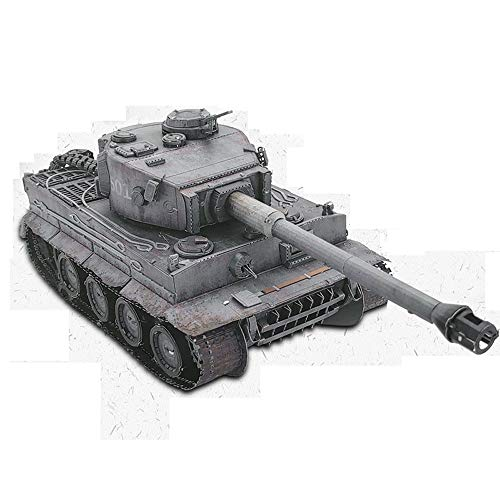 MU Sd.Kfz. 181 Tank 3D Metall Puzzle Modell Kits DIY 3D Laserschnitt Modell-Bausatz Spielzeug YM-N086