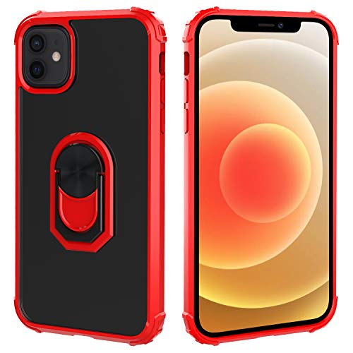 TPU Bumper Protective Case for iPhone 12//for iPhone 12 Pro 6.1 Inch 2020 Released Black Shockproof Series Hard PC Cutebe Case for iPhone 12,for iPhone 12 Pro