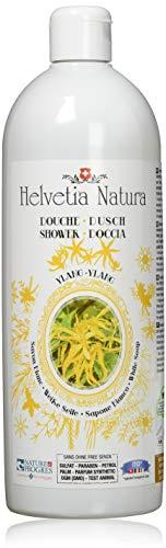 Helvetia Natura - Savon Douche Ylang 1L - Lot de 3
