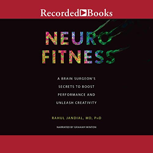 Neurofitness audiobook cover art