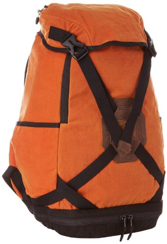 O'Neill Rucksack AC Concrete Backpack 25 Liter Orange (Orange Rust) 404010