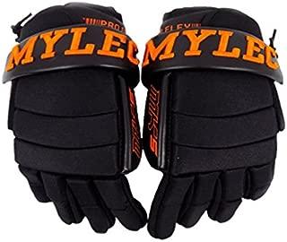 Mylec Inc Mk5 Large 3-Roll Pro Player Hockey Gloves (491)