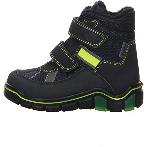 Ricosta Jungen Boots Gabris blau Gr. 29