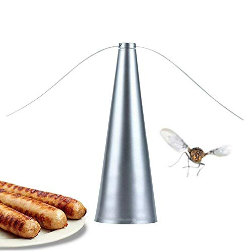 TopHGC Antimosquitos, Automático Anti Moscas Y Mosquitos Exterior, Repelente Eléctrico Portátil De...