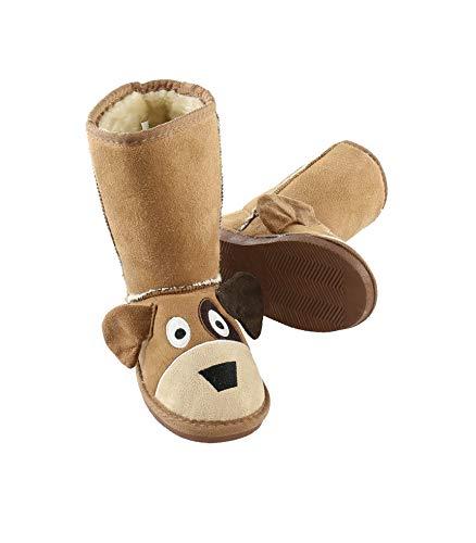 Kid Boots Dog