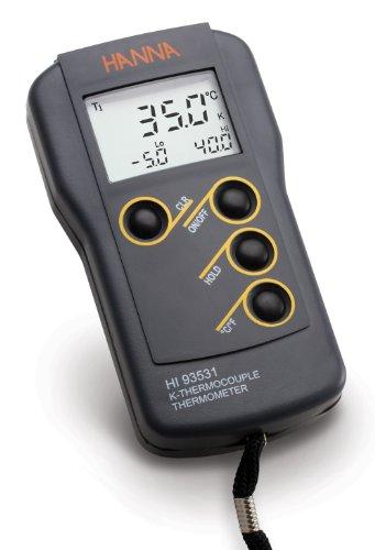 Thermometer, Typ K hi-93531â K von Hanna Instrumente
