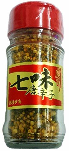 かんずり 七味唐辛子 38g×10個