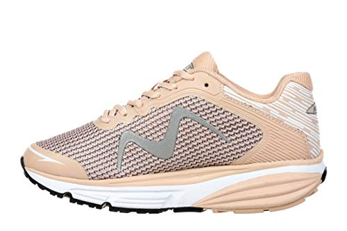 MBT Damen Colorado X W Sneakers, Pink (Nude Pink 1192y), 39 EU