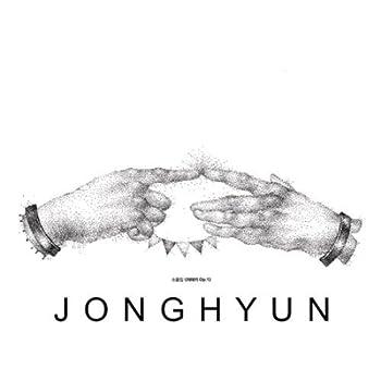 JONGHYUN - [ THE STORY Op.1 ] CD + Photobook + Unfolded Poster Sealed K-POP SHINEE