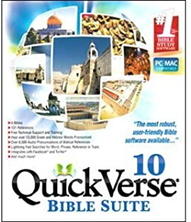 quickverse bible suite 10