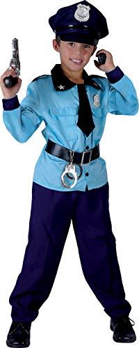 Ciao-10805.6-8 Disfraz, Color Azul, 6-8 Anos (1)
