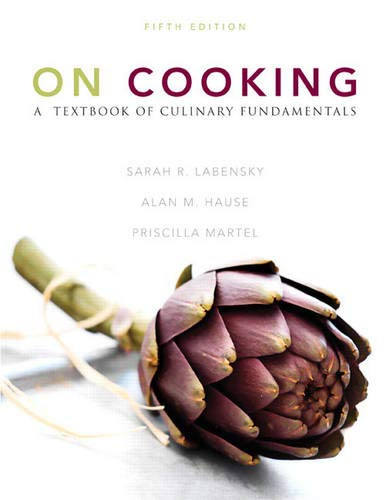 Hot Sale On Cooking: A Textbook of Culinary Fundamentals (5th Edition)