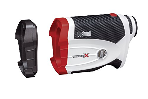Product Image 7: Bushnell 201540 Bushnell Tour X Jolt Golf Laser GPS/Rangefinder, White
