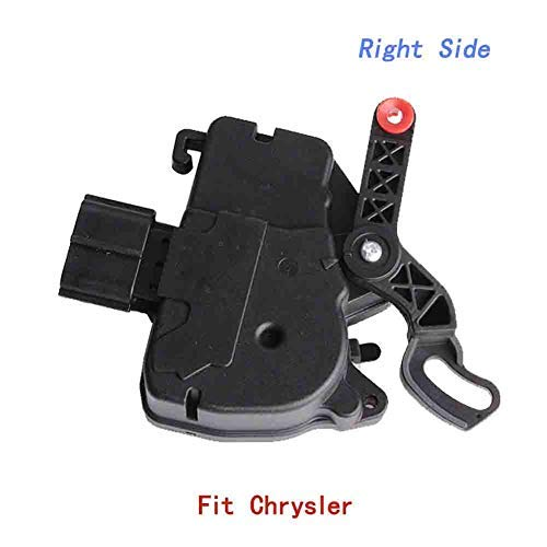 Right Sliding Door Lock Actuator 5020678AA for 2008-2019 Dodge Grand Caravan Passenger Side fits 2008-2017 Chrysler Town & Country