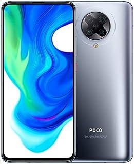 هاتف شاومي بوكوفون F2 برو الذكي، ثنائي شرائح الاتصال 128 جيجا، رام 6 جيجا، الجيل الخامس - رمادي