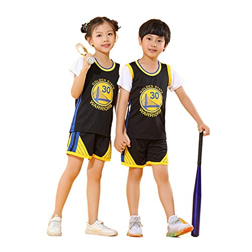 Basketball Trikot Für Kinder Herren NBA Basketball Trikots Set Mesh Weste Shirt + Sommershorts (2XL,21)