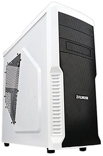 Zalman Z3 Midi-Tower - weiß