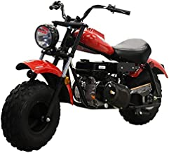 X-PRO Supersized 200CC Youth Mini bike Gas Powered Mini Trail Bike Scooter mini motorcyle,19