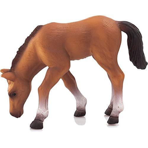 Mgm - 387073 - Figurine Animal - Poulain Arabe Alezan Petit Modèle - 8 X 5,5 Cm