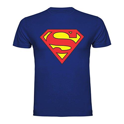 Under Armour Herren Kompressions-Alter Ego, T-shirt, Gr. M MD, Blau Royale Blue