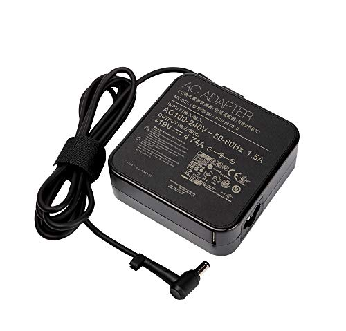 Original 90W Laptop Charger AC Adapter for ASUS K52F K52J K53E K53S K53SV K53U K55 K550LA K55A K55N K55VD Power Supply Cord