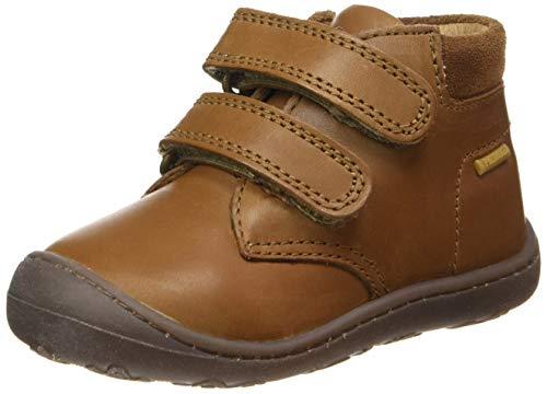 PRIMIGI Jungen PLN 44082 Stiefel, Braun (Biscotto 4408244), 23 EU