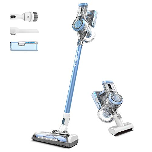Tineco A11 Hero Cordless Vacuum Cleaner, 450W Digital Motor, Dual Charging Powerhouse, Cordless Stick Vacuum with High Power, Lightweight Handheld