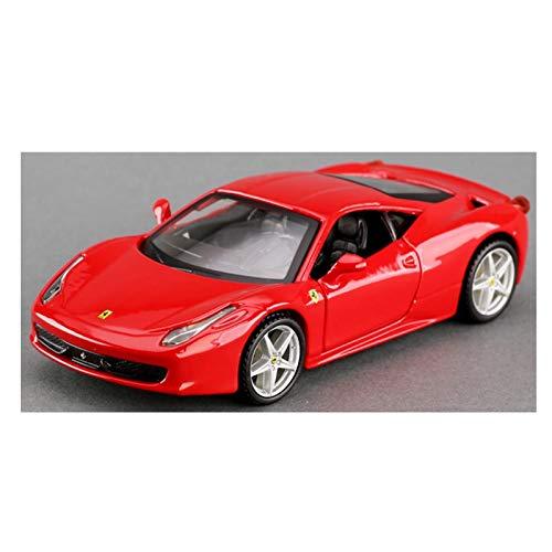 BWHM Modelo De Coche Famoso 1:32 para Ferrari F12TDF Coche Deportivo Modelo De Automóvil De Alta Imitación Modelo Metal Modelo Modelo De Juguete Regalo Simulado Alloy Collection (Color : 3)