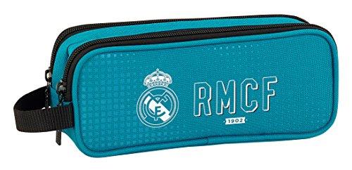 Safta Estuche Real Madrid 3ª Equip. 17/18 Oficial Escolar 210x60x80mm