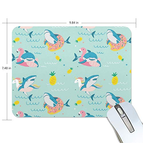 playroom Game Mouse pad Design Flamingos Anchor Pineapple Extended Ergonomic for Computers Mouse mat Custom-Made