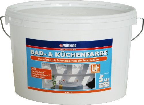 Bad- & Küchenfarbe 5000 ml