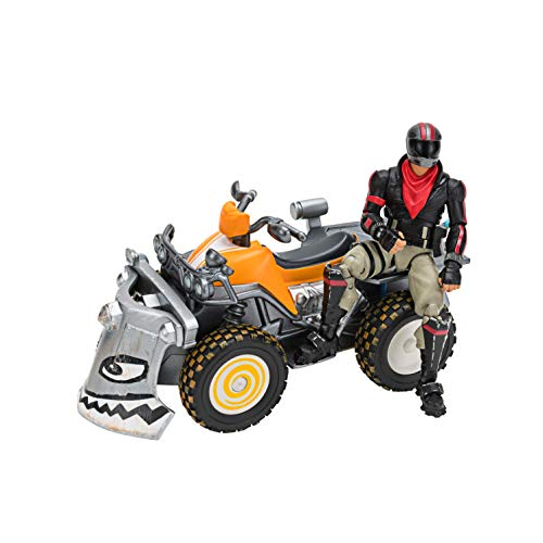 Fortnite FNT0163 Feature Fahrzeug Quadcrasher mit Spielfigur (Nite Rider)
