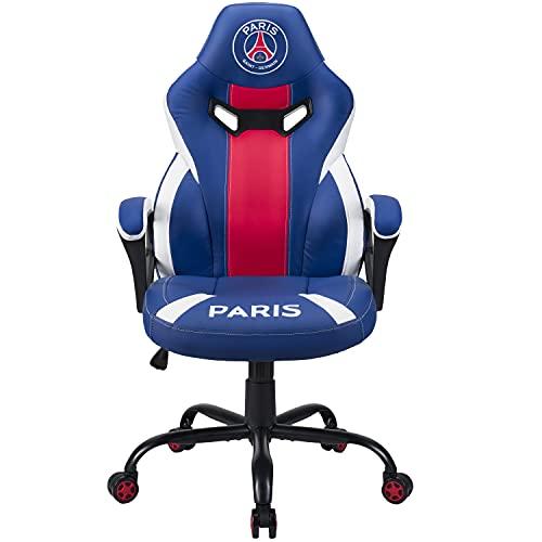 PSG Paris Saint Germain Siège Gamer Junior/Chaise de Bureau