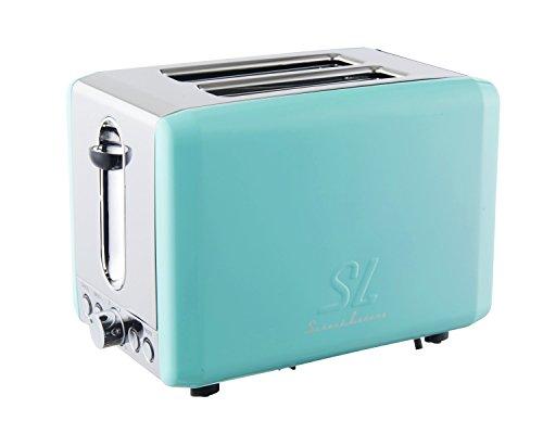 Schaub Lorenz Toaster Toaster SL T2.1 SM, türkis