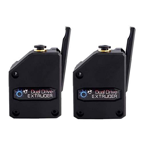 3d Printer Extruder Dual Drive Bmg Cloned Bowden Accessories 1.75mm Filament Universal 2pcs
