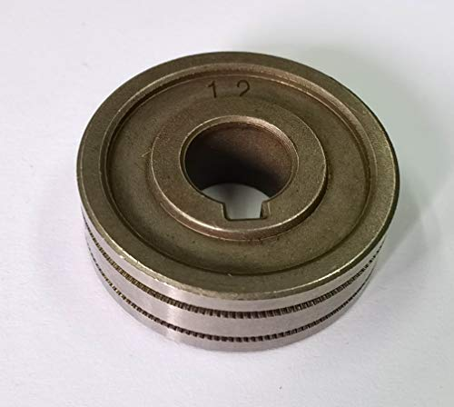 CHNSALESCOM Mig Welder Wire Feed Drive Roller Roll Parts Diameter 30mm .023