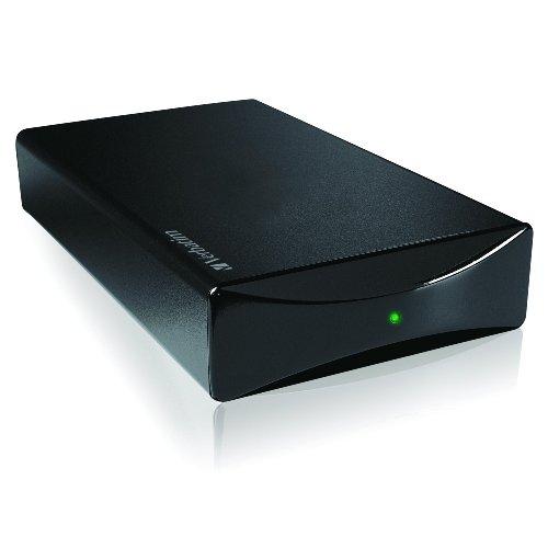 Verbatim 500GB USB 1.1oder 2.0Desktop Externe Festplatte schwarz 500gb