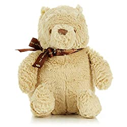 Disney Baby Classic Winnie the Pooh and Friends Stuffed Animal, Pooh 9 Inches
