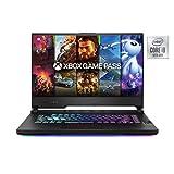 ASUS ROG STRIX-G15-G512LV-HN033T PC Portable Gaming 15.6'' FHD 144Hz (Intel I7-10750H, RAM 16G DDR4 (8G x 2), 512Go SSD, Optimus NVIDIA®GeForceRTX™2060 6GB GDDR6, W10) Clavier AZERTY Français