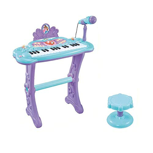 Read About Electronic Piano Toy, 32 Keyboard Electronic Keyboard With Microphone, for Children Presc...