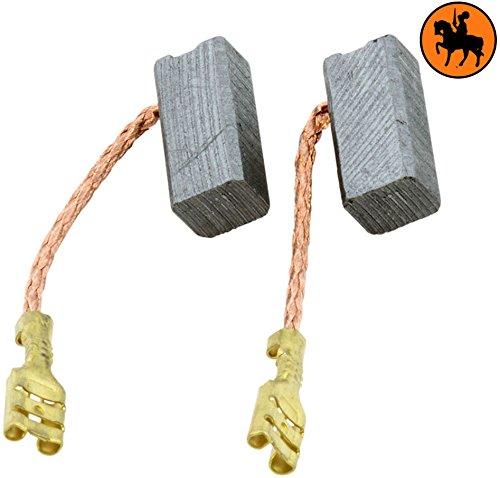 Kohlebürsten für BOSCH GBH 24 VRE Hammer -- 7x8x17mm -- 2.8x3.1x6.7''